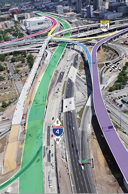 Thumb - SR 408 - I-4 Interchange