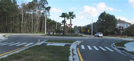 Roundabout Photo 8