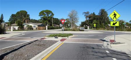 Roundabout Photo 10