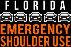 Florida Emergency Shoulder Use