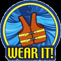Life vest: wear it