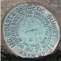 uscoastandgeodeticsurveybenchmark