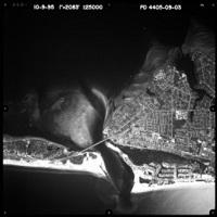 Historical B/W Aerial Photo