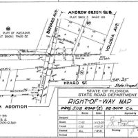 Sample R/W map