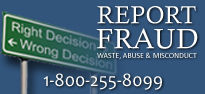 Picture of Report Fraud Information
