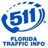 Florida 511 Traffic Info Logo