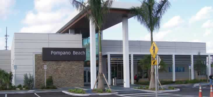 Picture of Pompano Service Plaza