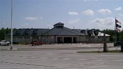 Pasco County I-75 Southbound Rest Area