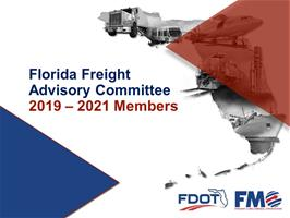 Faces of Freight - FLFAC 2019-2021