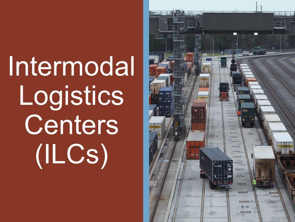 Intermodal Logistics Centers