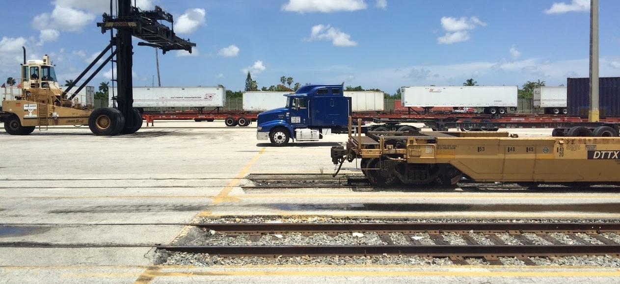 FEC Railyard