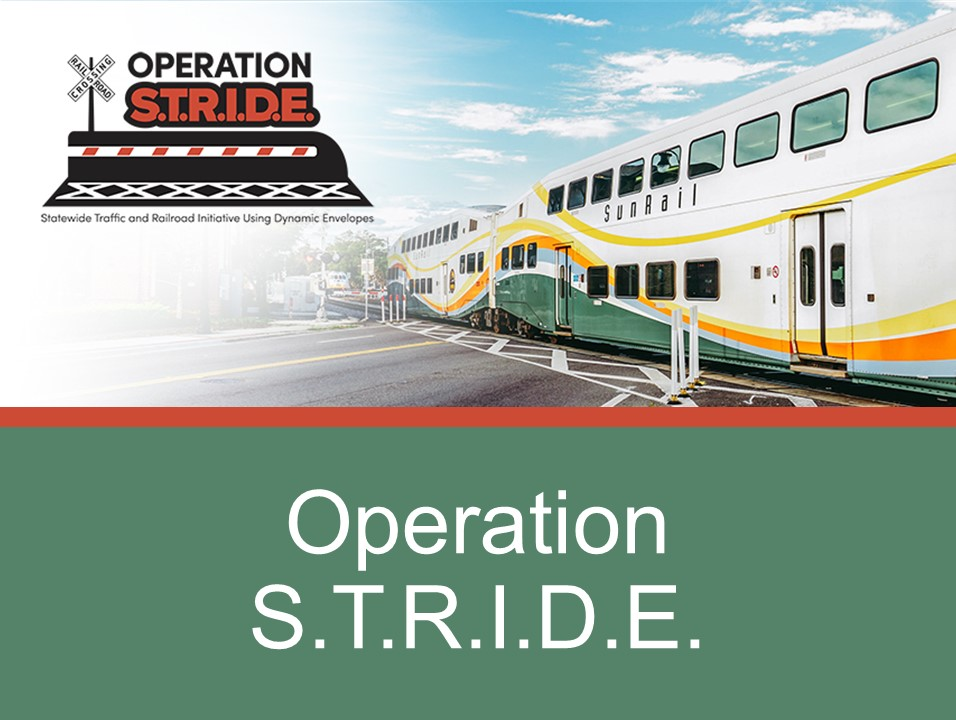 Operation STRIDE