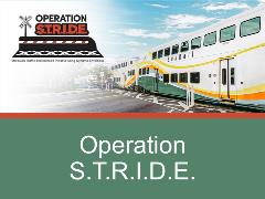 Operation STRIDE