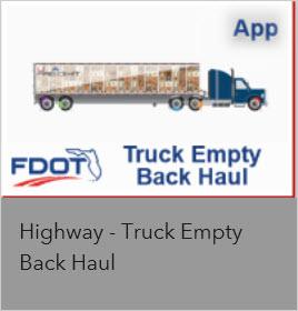 Truck Empty Back Haul