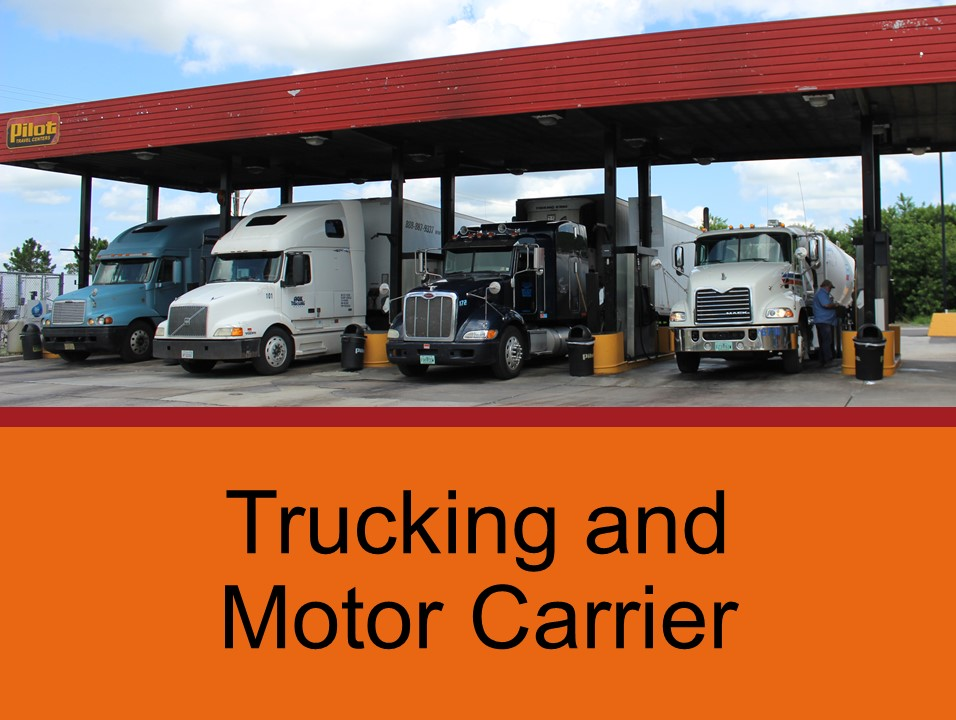 Trucking and Motor Carrier