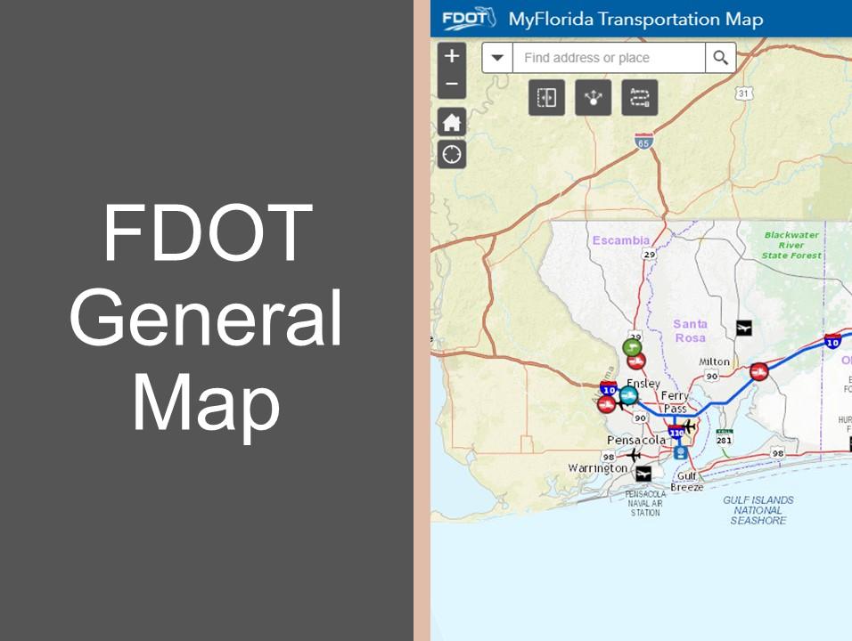 FDOT General Map