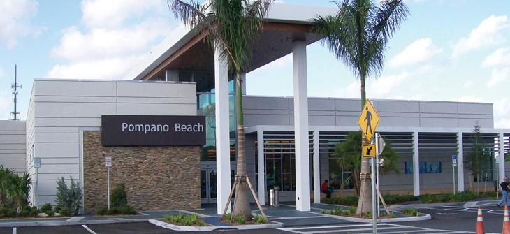 Pompano Service Plaza