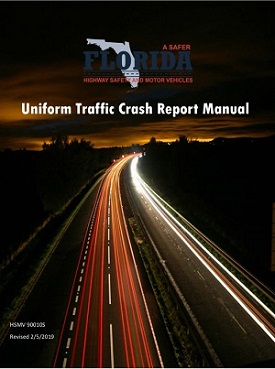 crash report manual