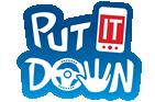 Put It Down Logo