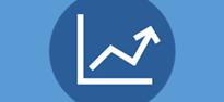 Transportation Data and Analytics Data Icon