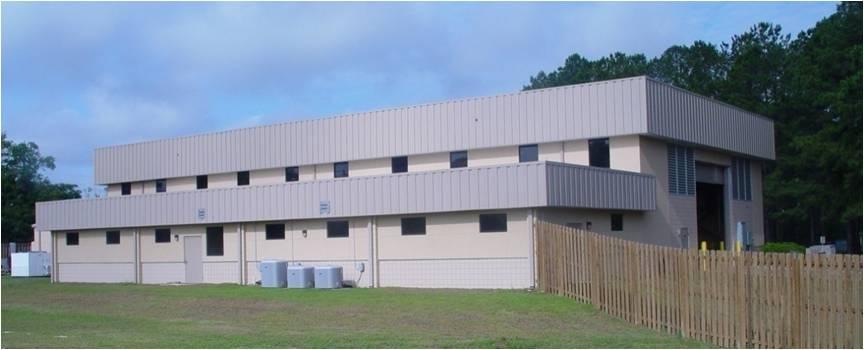 Lab Exterior