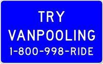 Try Vanpooling