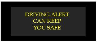driving alert can keep you safe