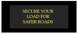 secure your load for safer roads