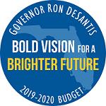 2019 Budget Logo Circle