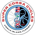 Logo - Super Corsa Cycles