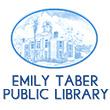 Logo-Emily Taber Public Library