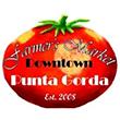 Logo-Punta Gorda Downtown Farmers Market