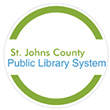 Logo-St Johns County Public Library System
