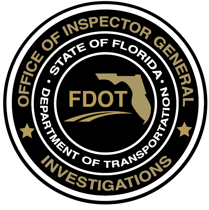OIG Investigations section patch image