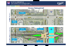 12 Access Management - Underpass Service Road