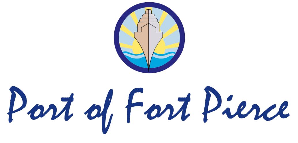 Port of Fort Pierce Logo
