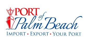 Port of Palm Beach Logo