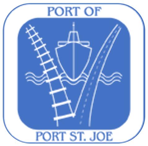 Port of Port St Joe Logo